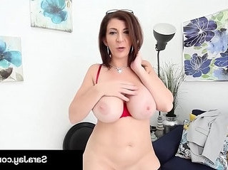 banged  busty  double