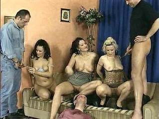 bizarre  party  peeing