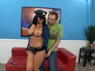 huge tits  naughty