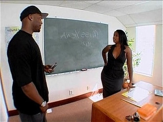 black woman  booty  college