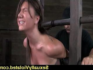 bondage  brutal