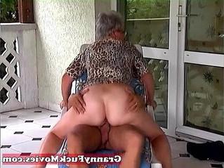 fuck  gilf  grandma