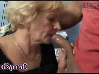 fuck  grandma  horny