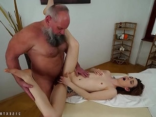 fuck   massage   old and young