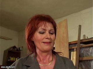 ass fucking  gilf  old and young