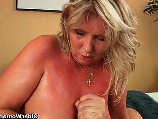 big tits  cum  mature