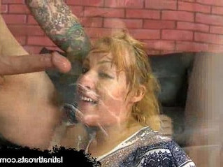 brutal  dick  swallow