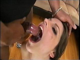 bukkake  swallow