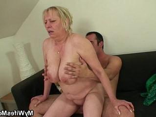 dick  grandma  mom