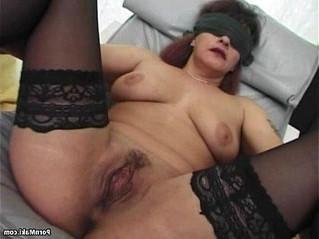 gilf  older woman  redhead