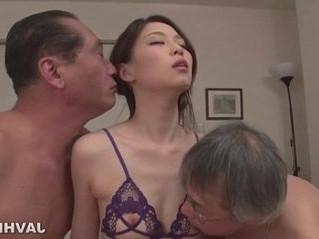 japanese  old man  skinny