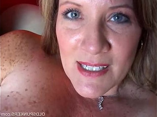 beautiful   big tits   cougar