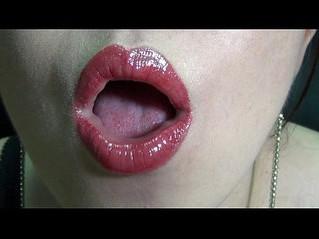 kinky  teasing  woman