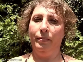 gilf  older woman  submissive