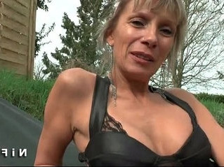anal   cougar   french
