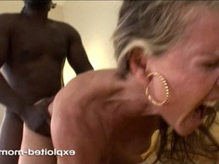 black cock   blonde   interracial