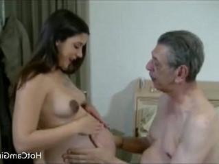 grandpa  pregnant