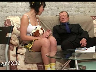 cumshots  old and young  teacher